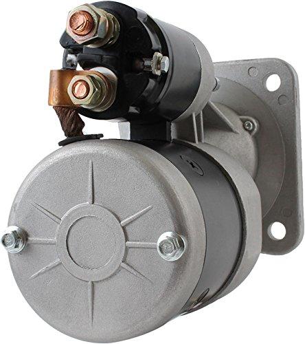 DB Electrical SMA0017 New Gear Reduction Magneton Starter Case 844 International Backhoe 9-142-805 IS0704 0-001-359-074 0-001-362-063 0-001-362-300 111752 3055414R92 3055557R92 3218667R91 3218675R91