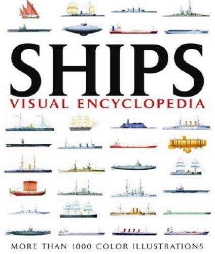 Ships: Visual Encyclopedia by David Ross - Park Mall Ross