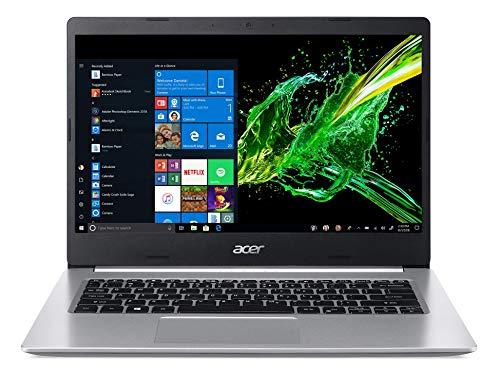 Acer Aspire 5 Intel Core i5-1035G1 Processor 14″ Full HD IPS Display Thin and Light Laptop (8GB Ram/512 GB SSD/Win10/NVIDA GeForce MX350/Silver/1.5kgs); A514-53G