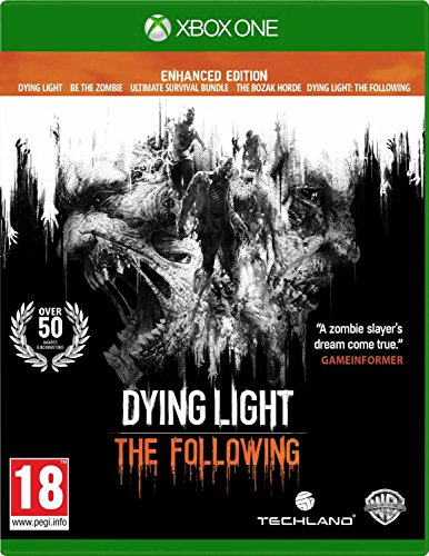 Dying Light Following Enhanced Xbox One product image