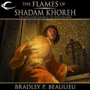 The Flames of Shadam Khoreh Audiobook