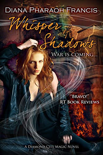 Whisper of Shadows (The Diamond City Magic Novels)