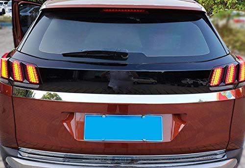 a Nido dApe per Peugeot 3008 GT 3008 16-18 FidgetKute Luci Posteriori per Auto