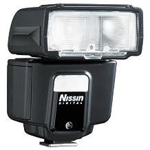 Nissin i40 Speedlite Flashgun 4/3rds [NFG013FT] for Panasonic Olympus Camera