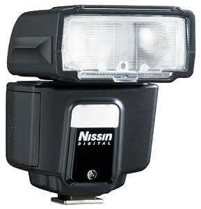 Nissin i40 - Flash con zapata para Canon, negro