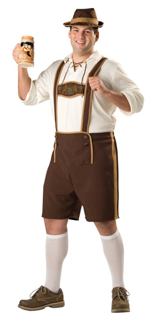 Bavarian Guy Men's Costume (XXXL)