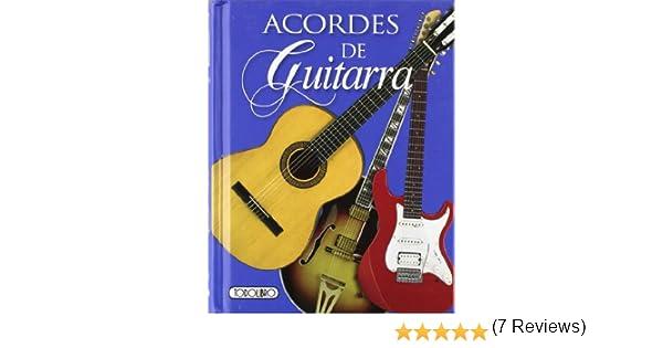 Acordes de guitarra (Miniprácticos): Amazon.es: Todolibro: Libros