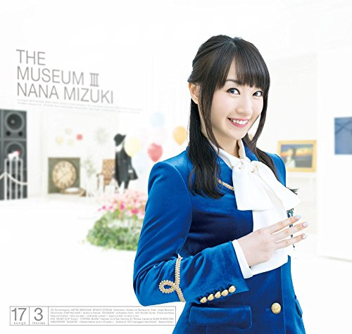水樹奈々 / THE MUSEUM III[DVD付]