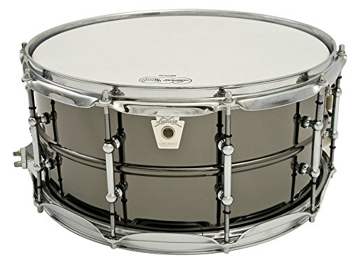 Snare Beauty Ludwig Black - Ludwig LB417 Black Beauty 6.5