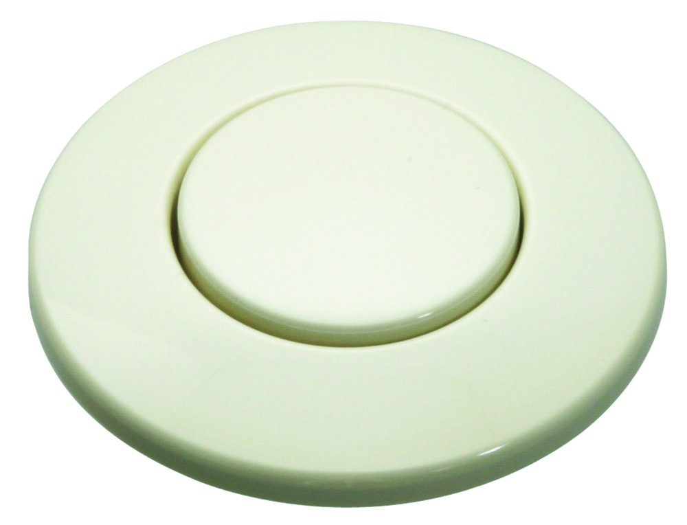 Insinkerator STC-BIS Sink Top Button, Biscuit
