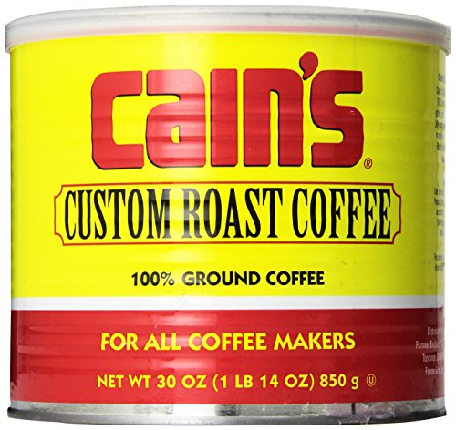 Cains Custom Roast Coffee Oz product image