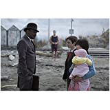 K. Todd Freeman 8 Inch x 10 Inch Photo A Series of Unfortunate Events (TV Series 2017 -) Standing Outside Opposite Children kn
