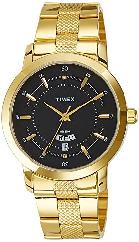 Timex-Classic-Analog-Black-Dial-Mens-Watch