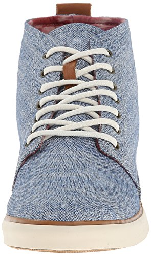 Reef Chambray Sneaker Blue Walled Women's Girls Fashion avwTxaqFH