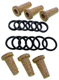 Mid-West 98008 6 Piece Replacement Filter Element
