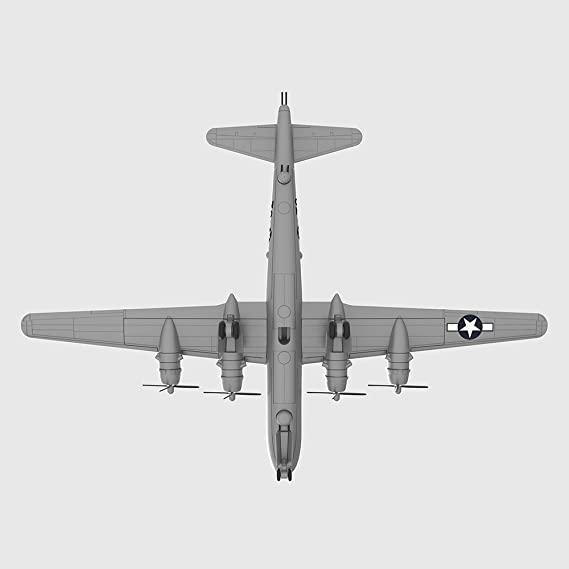 Amazon.com: Panzerkampf 1:200 Scale Diecast Metal Plane Model Airplane Boeing B-29 Super Fortress Heavy Bomber Aircraft Models Toy(Pn15607): Toys & Games