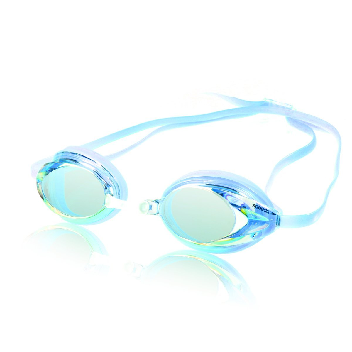 swimming eyewear  Amazon.com : Speedo Women\u0027s Vanquisher Mirrored Swim Goggle, Blue ...