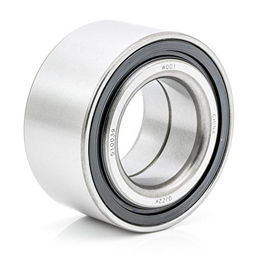 QJZ 510039 Wheel Bearing, Wheel Hub Ball Bearing [1-Pack]
