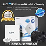 2019 Latest unblock Model UBOX PRO2 I950 CA Licensed Version with unblock tech World Wide Certification