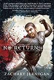 No Return, Zachary Jernigan, 1597804568