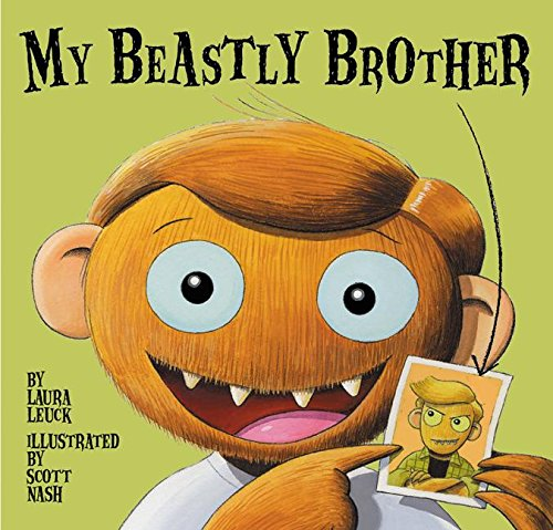 Download My Beastly Brother ebook