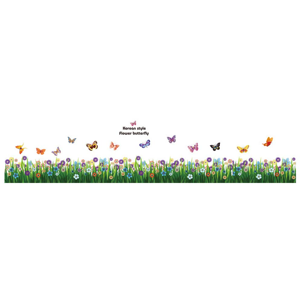 Naisicatar Carta da Parati Adesivi murali Decorativi per camerate, salotti, Decorazioni per la casa, bagni o Qualsiasi Superficie Liscia Design Ufficio camere Testo in Inglese