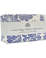 The English Soap Company, Occasions Shea Butter Soap, Happy Mother's Day -Bluebell, 200g
