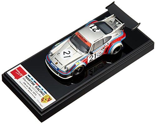 1/43 ポルシェ 911 カレラ RSR ターボ 'Martini Racing' ルマン 1974 #21(シルバー×レッド) EM288B