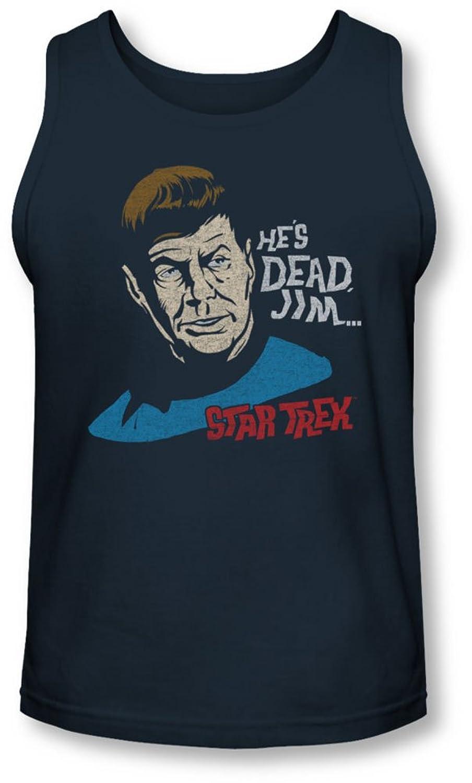 Star Trek - Mens He'S Dead Jim Tank-Top