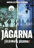 2 DVD Schweden/schwedisch: Jägarna + Jägarna 2 (The Hunter)