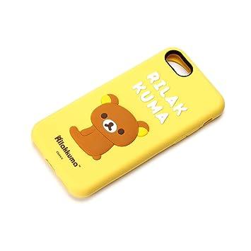 c9c86a9038 Amazon   iPhone7ケース サンエックス シリコンケース リラックマ ...