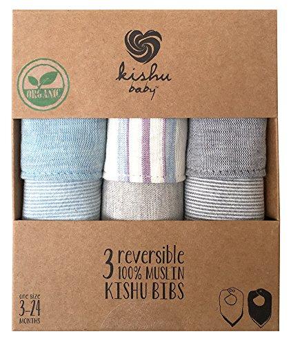 Organic Baby Kishu Reversible Multicolor