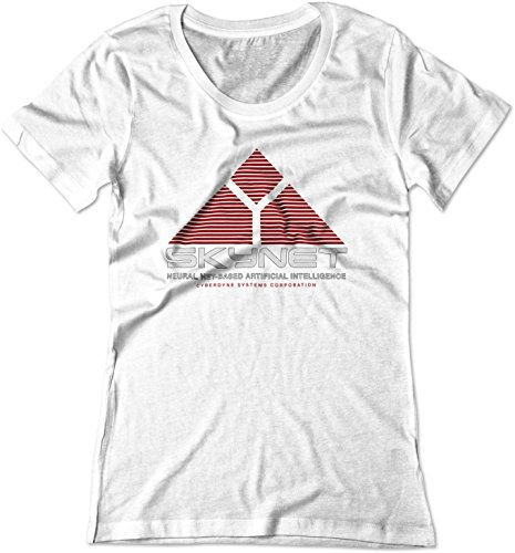 Women's Skynet Cyberdyne Systems T-shirt - Many Colors - XS to 4XL