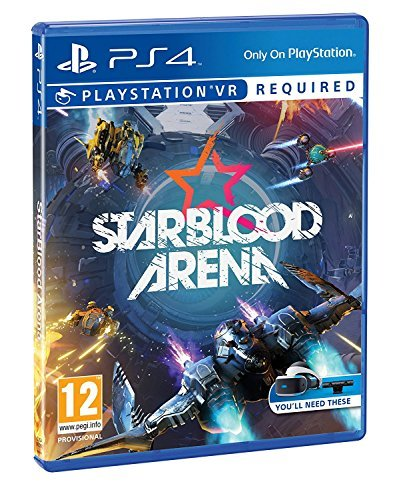 StarBlood Arena (PSVR) PS4 - UK IMPORT REGION FREE