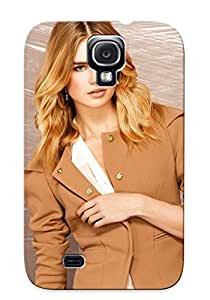 Crazinesswith Rugged Skin Case Cover For Galaxy S4- Eco-friendly Packaging(milou Sluis)