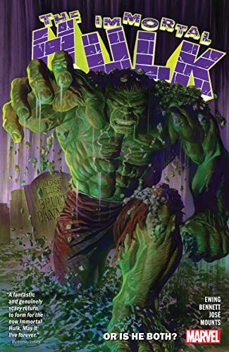 Immortal Hulk Vol. 1: Or Is He Both? (Immortal Hulk (2018-)) (Best Trade Show Banners)