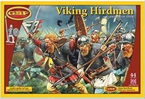 Gripping Beast 28mm Viking Hirdmen # GBP 001: Amazon.es: Electrónica