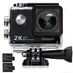 Vorschaubild GIZCAM GZ10 Plus 2K Sport Action Kamera