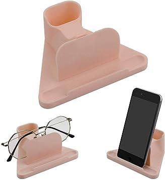 Volwco Soporte multifunción de Silicona para teléfono móvil ...