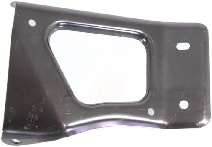 Bumper Bracket compatible with Dodge Dodge Dakota P//U 05-11 Rear Steel Left Side