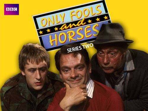 Only fools and horses poker game maroquinerie valise roulettes