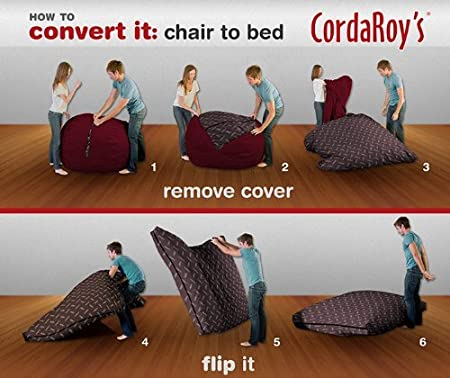 Amazon.com: cordaroy S – Pana – Puf (– Rey Sleeper: Kitchen ...