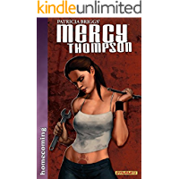 Patricia Briggs' Mercy Thompson: Homecoming book cover