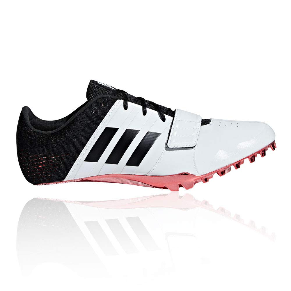 Blanc (Ftwrblanc Corenoir Shockrouge) 42 EU adidas Adizero Accelerator, FonctionneHommest Spikes Chaussures