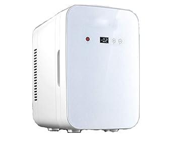 BBG Mini Refrigerador,Puerta Sencilla Nevera,Coche Refrigerador ...