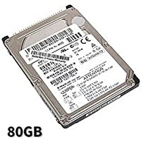 Seifelden 80GB Hard Drive for Gateway M-320X Plus Plus M-320XL M-320XL M-325 M-325 M-325X M-325X M-350S M-350S M-350WVN M-350WVN M-350X M-350X M-350XL M-350XL M-360 M-360 (Certified Refurbished)