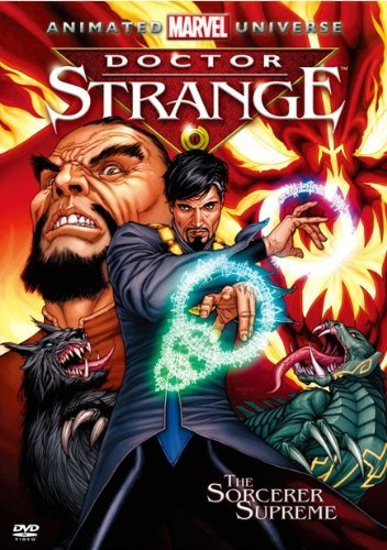 Animation - Doctor Strange [Japan DVD] KIBF-1043