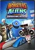Monsters/aliens:supersonic Jr