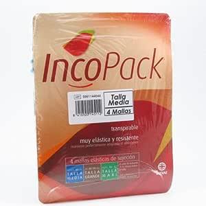INCOPACK LAVABLE T-MED BRAGA INCONTINENCIA ELASTICA: Amazon.es: Salud y cuidado personal