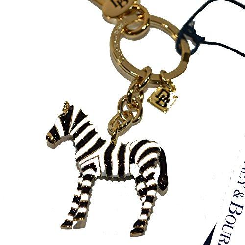 Dooney Bourke Zebra (Dooney & Bourke Serengeti Zebra Key Clip FOB)